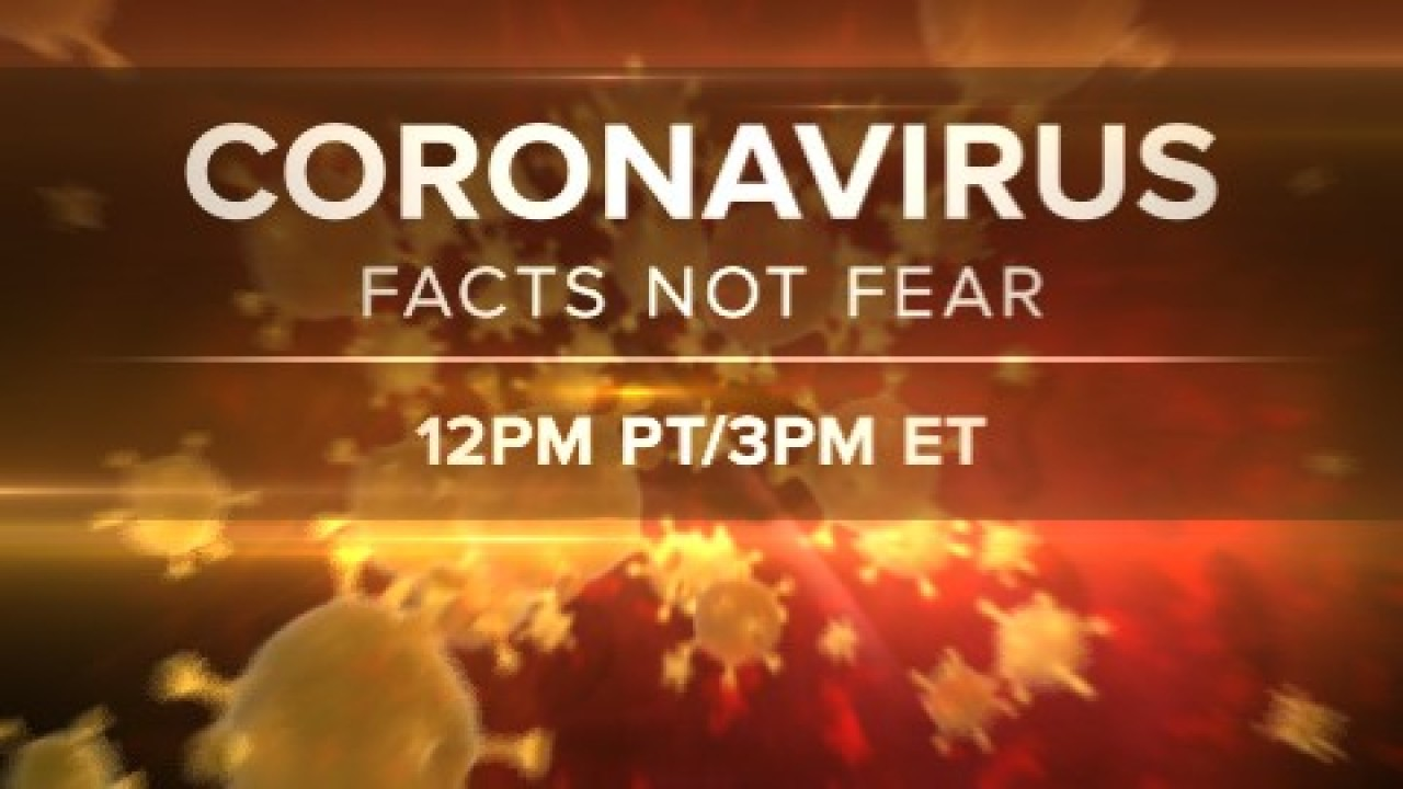 LIVE NOW: CDC now projects more than 123,000 coronavirus deaths in US by mid-June