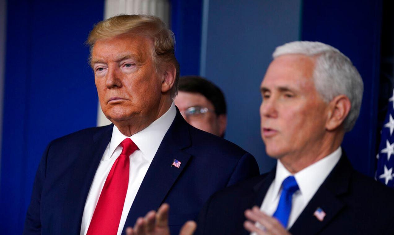 نتيجة بحث الصور عن Trump - Corona Legislation