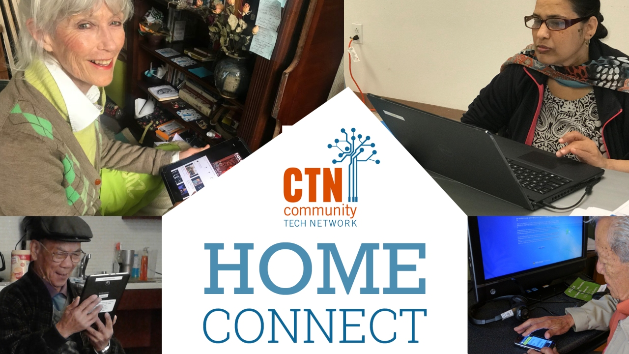 San Francisco nonprofit provides local seniors digital literacy through new initiative