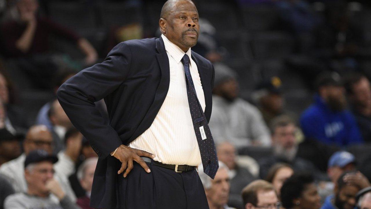 NBA great Patrick Ewing out of hospital after being treated for COVID-19