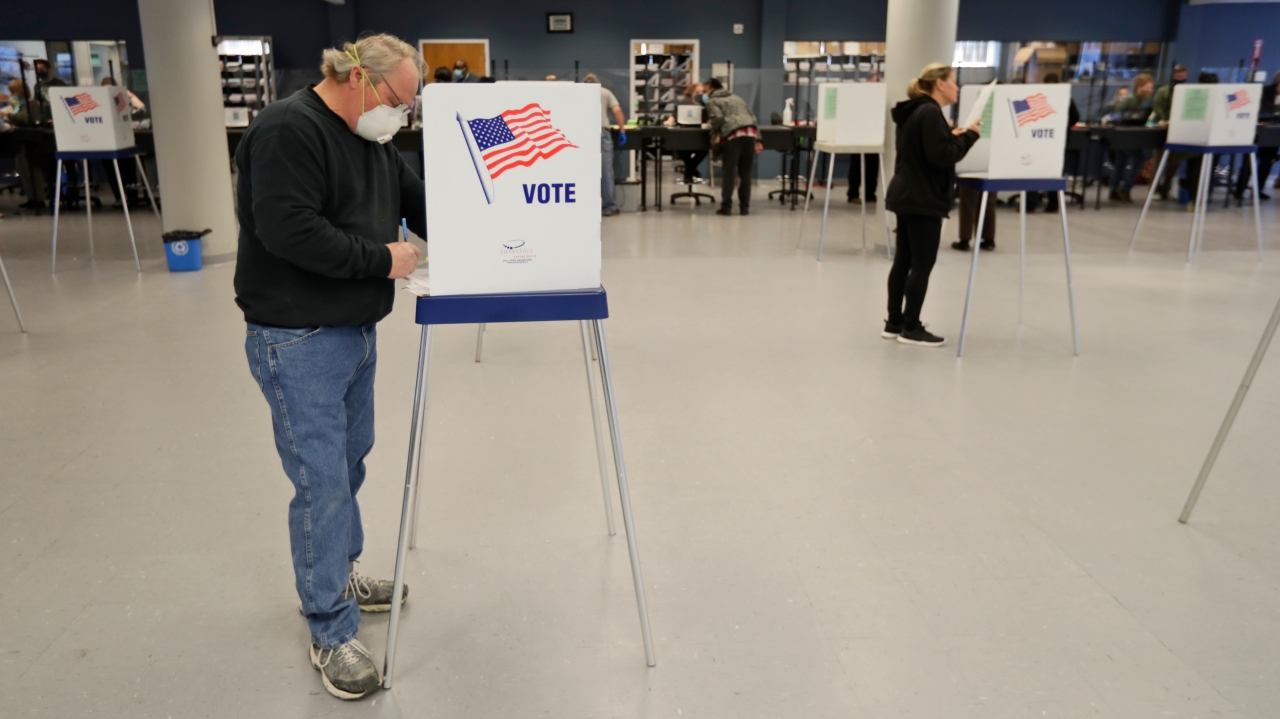 CA workers allowed 2 hours to vote during work on Election Day