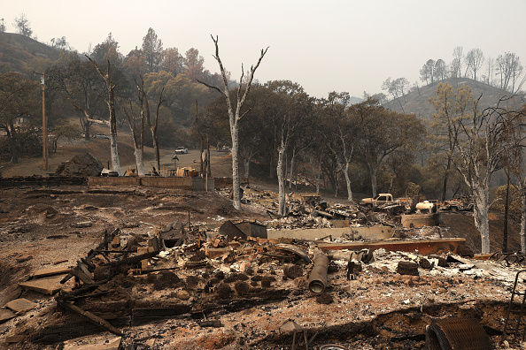 CA DOE launches fundraiser to help communities impacted by wildfires