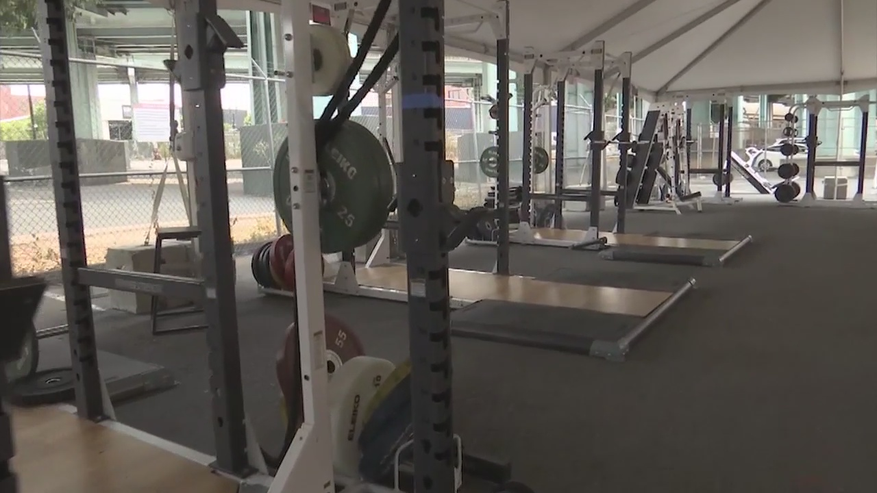 Gyms To Operate Outdoors In San Francisco Starting Wednesday Kron4