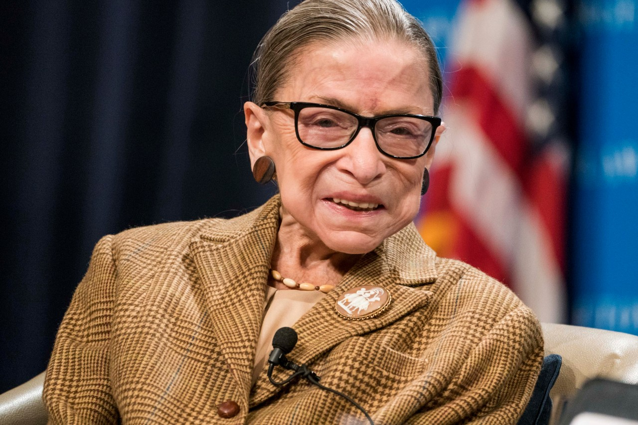 Candlelight vigil planned in San Francisco Friday night for Justice Ruth Bader Ginsburg