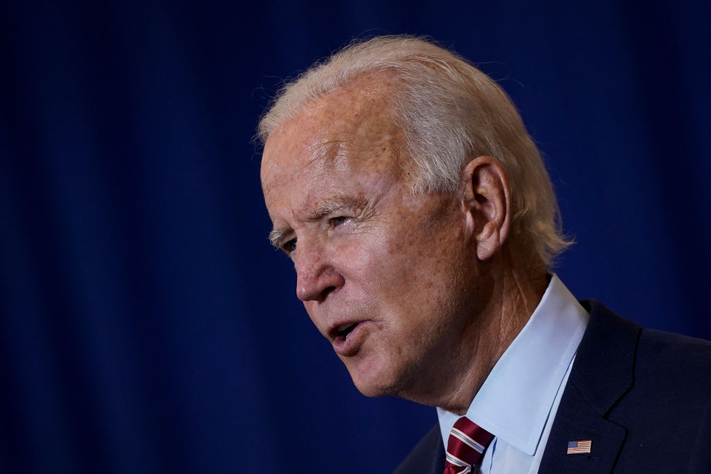 Biden reacts to death of Justice Ginsburg, rejects quick vote on her successor