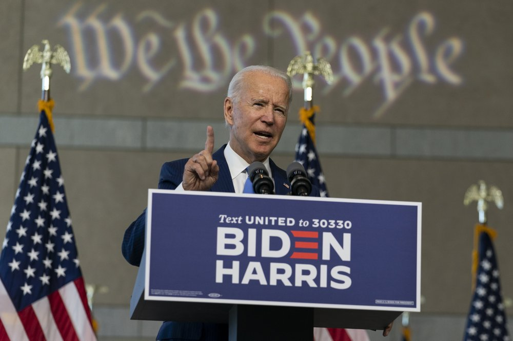 Biden to GOP senators: Don't jam through Ginsburg nominee