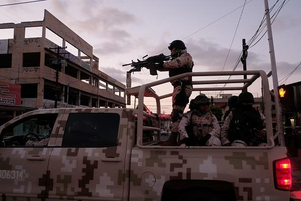 Baja California leads Mexico in overall crime
