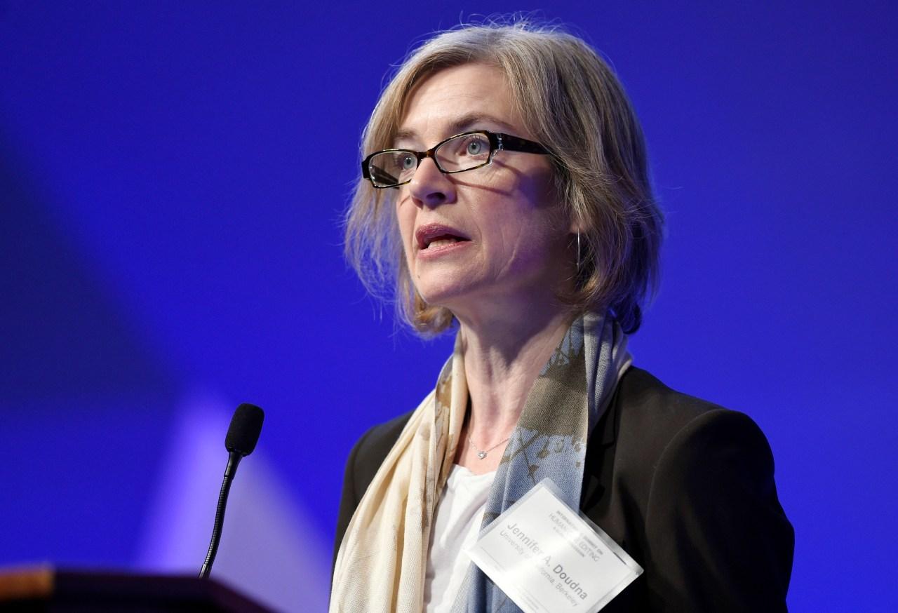 UC Berkeley biochemist Jennifer Doudna wins Nobel Prize ...