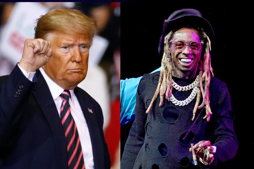 Lil Wayne Gets Backlash After Showing Support For Trump Kron4