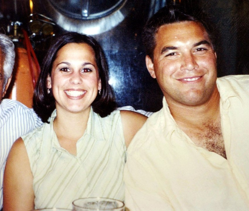 Laci Peterson and Scott Peterson