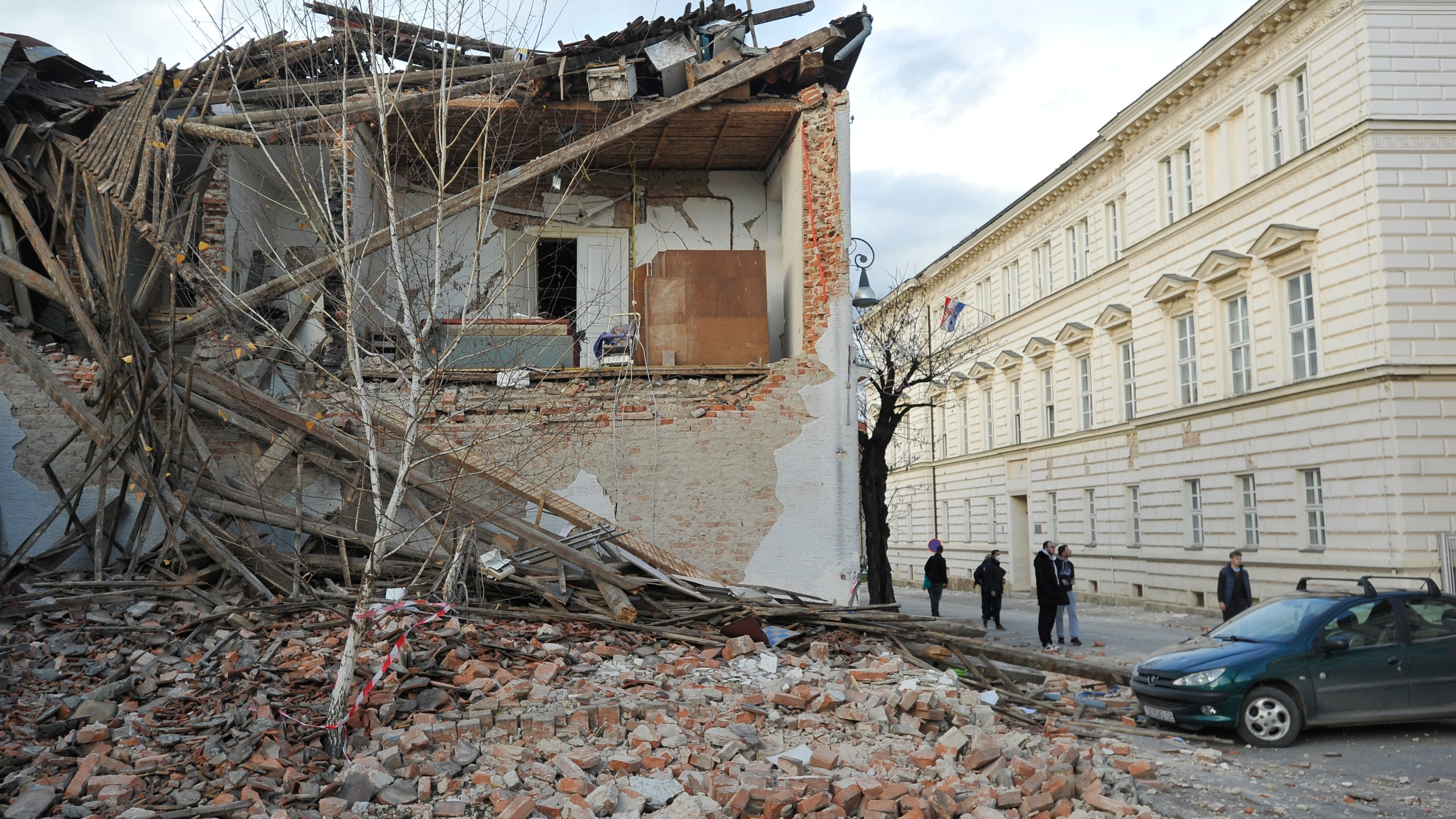 Earthquake Rattles Hollister Tres Pinos Kron4