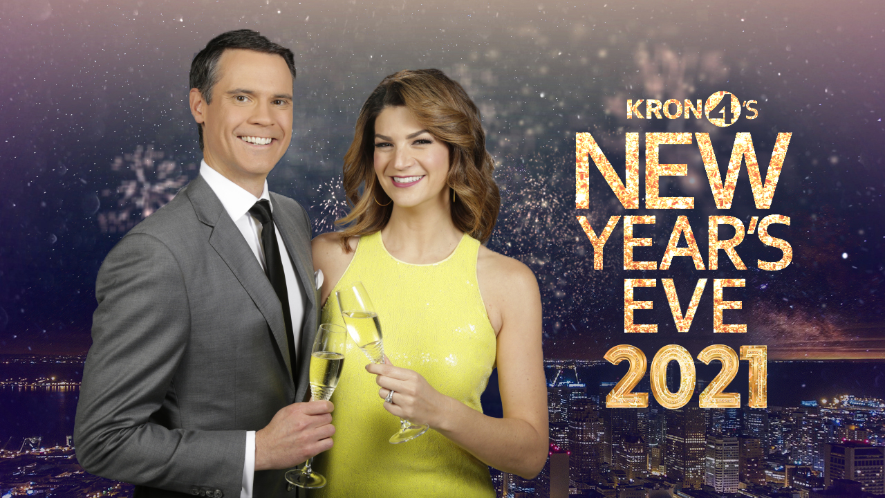 Ring in 2021 with KRON4 New Year's Eve | KRON4