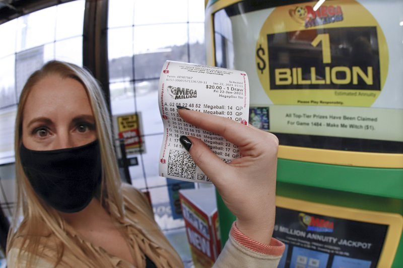 Mega Millions Drawing For 03/23/21, Tuesday Jackpot is $ Million