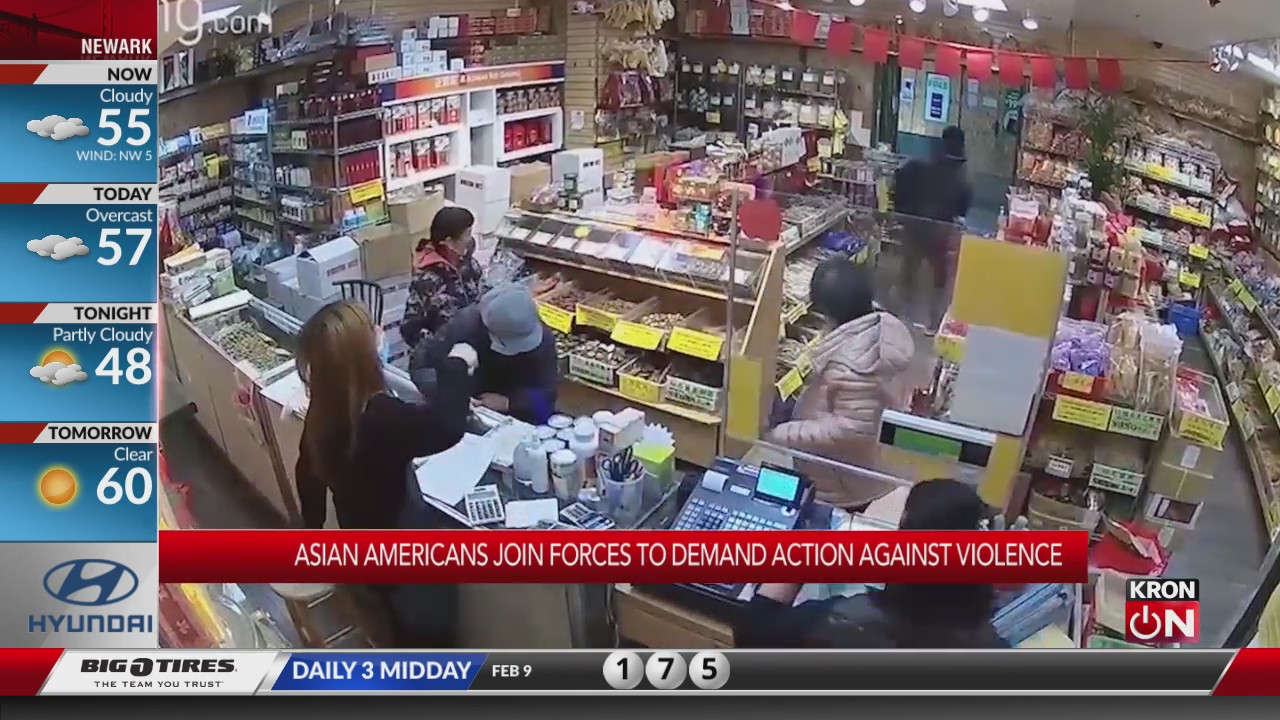 www.kron4.com: Asian American organizations in Bay Area demand action against violence