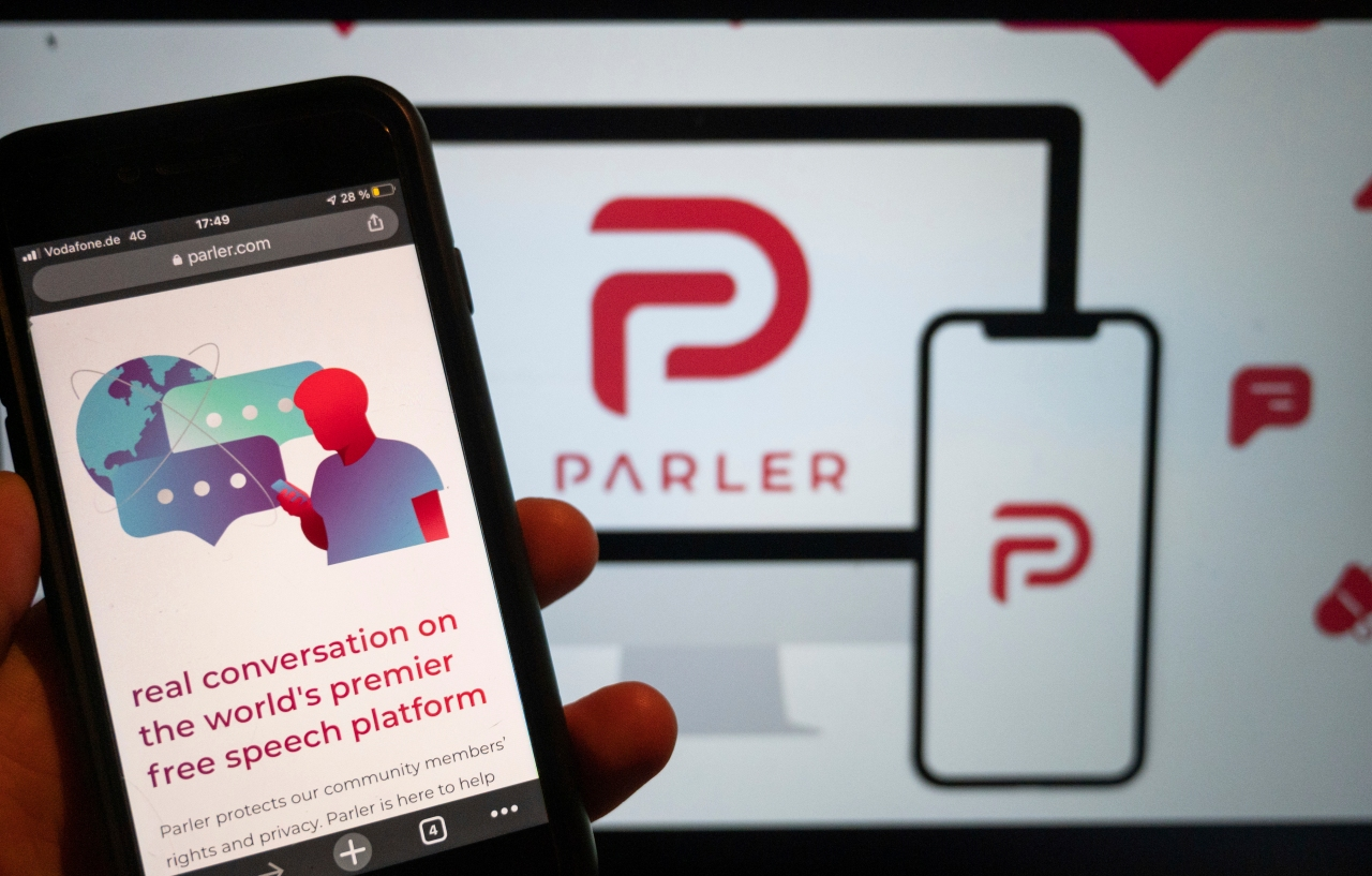 Parler can now return to App Store, Apple says in letter to senator