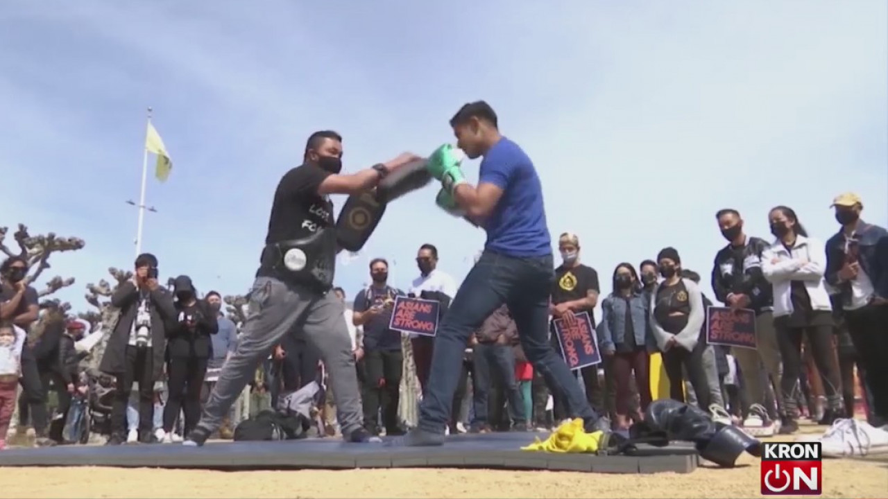 'Asians Are Strong': Community group formed to teach self-defense