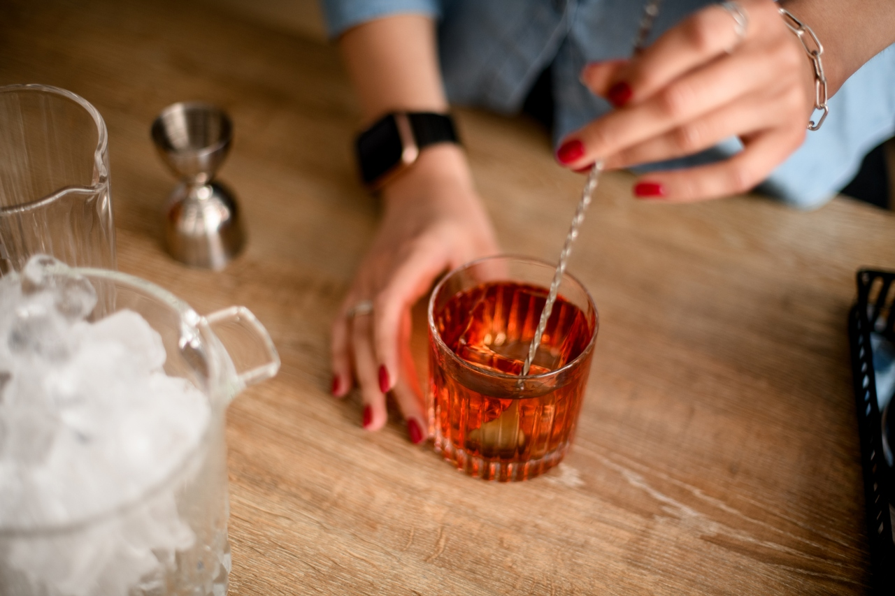 A look at the (possibly) vulgar origin of the word 'cocktail'