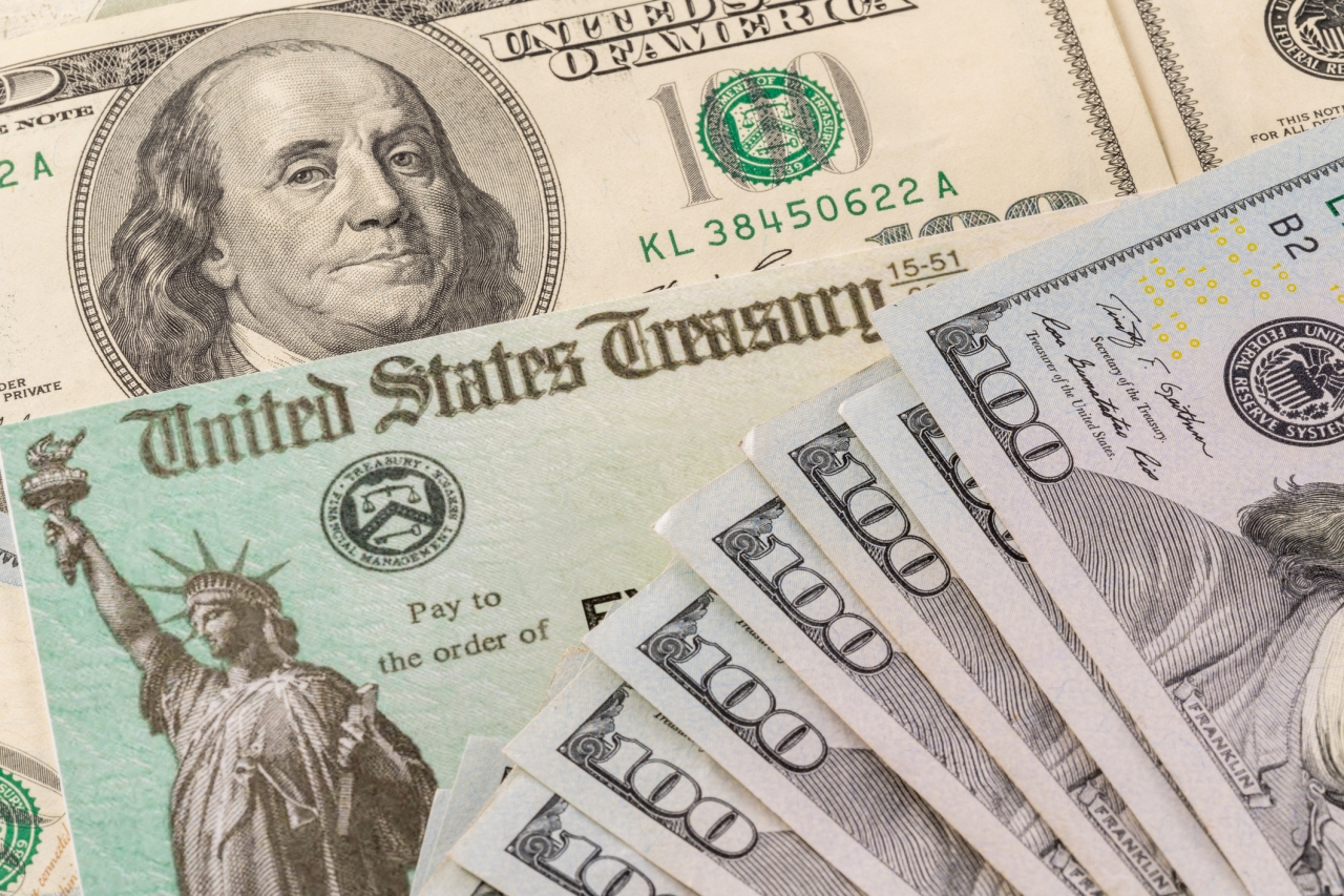 Missing stimulus check? File 2020 tax return with the IRS