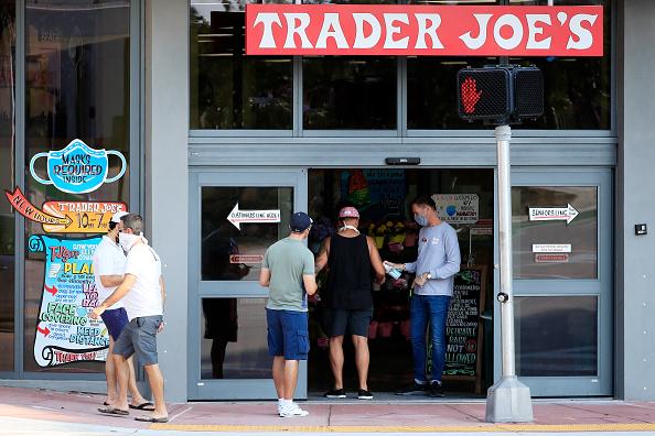 Trader Joe's drops mask requirement for fully vaccinated shoppers