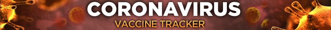 Coronavirus: Vaccine Tracker