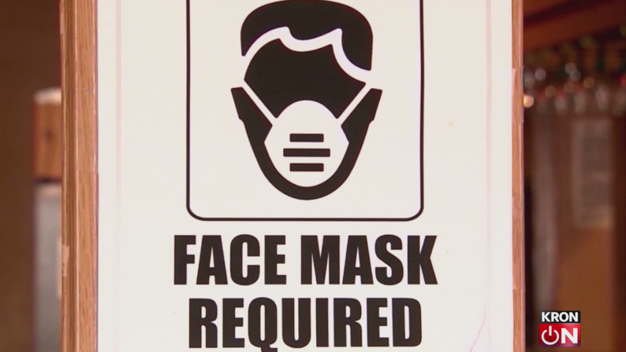 Here's where masks will be required after June 15