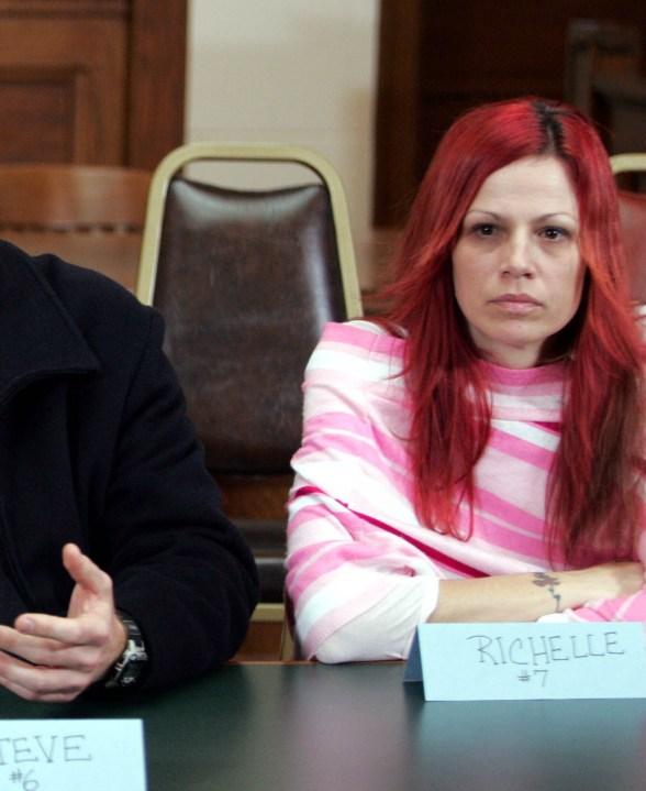 Juror Richelle Nice