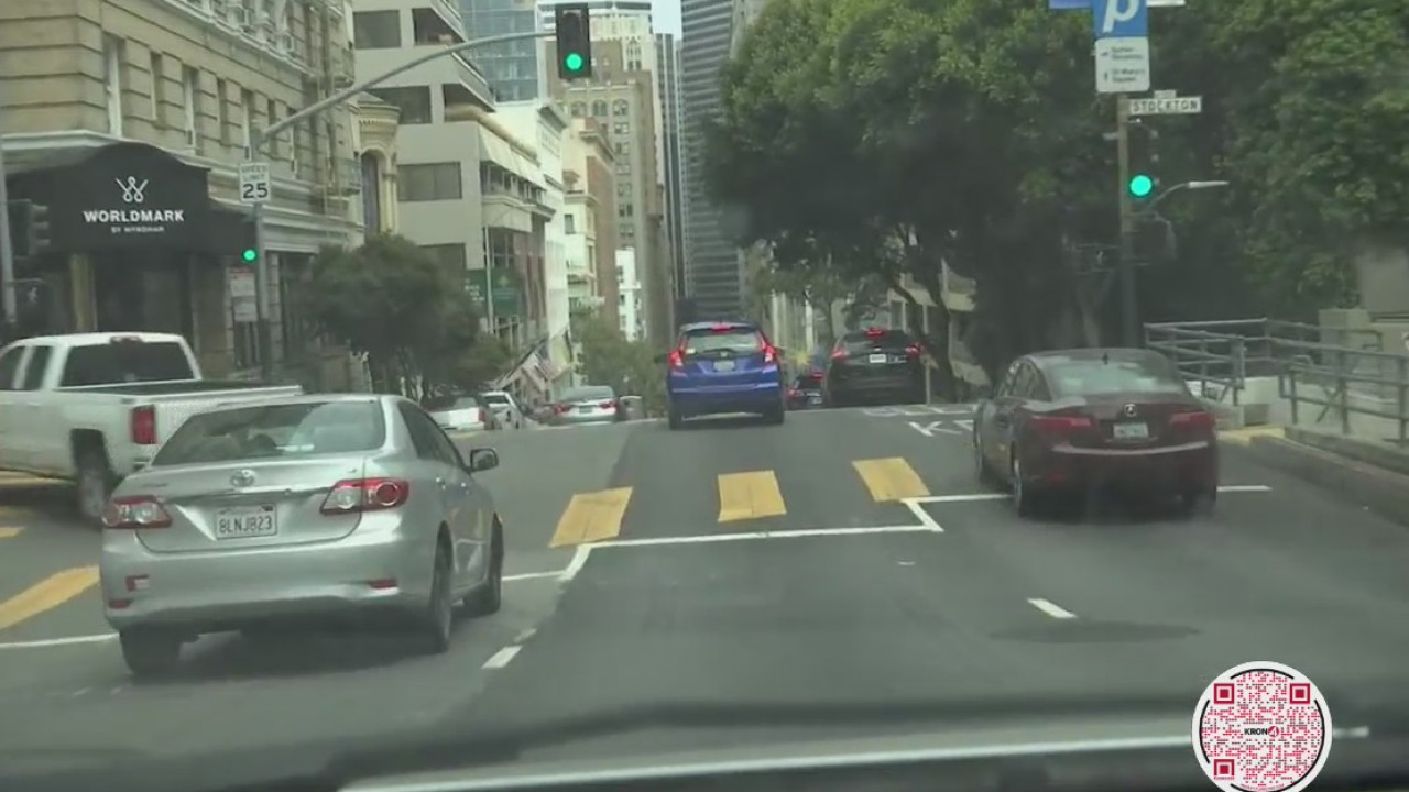 Congestion pricing: San Francisco considers charging drivers traveling downtown