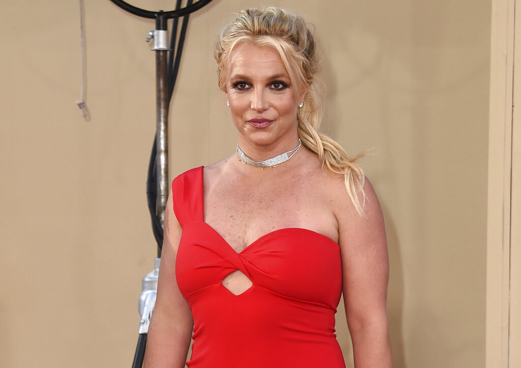 Britney Spears' new lawyer files to remove father's control over her