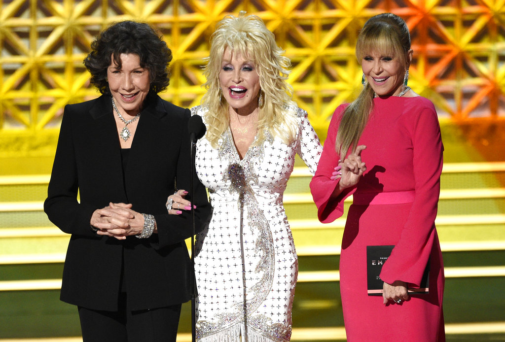 '9 to 5' reunion? Dolly Parton to join co-stars on Netflix series