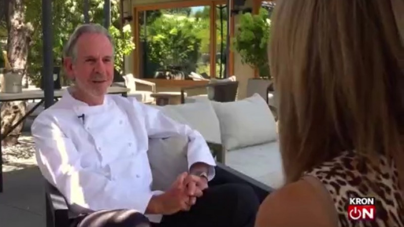 Dine & Dish: The French Laundry's star chef, Thomas Keller