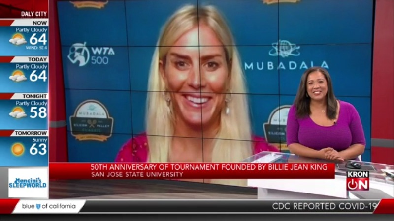 Mubadala Silicon Valley Classic: 50th anniversary of women's only tennis tournament