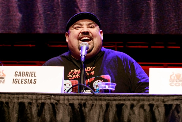 Comedian Gabriel Iglesias says he has COVID despite being vaccinated