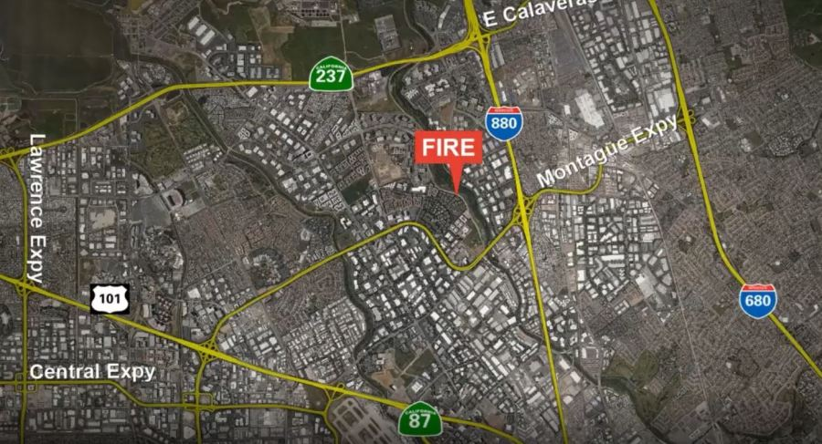 Residents advised to shelter-in-place due to South Bay grass fire