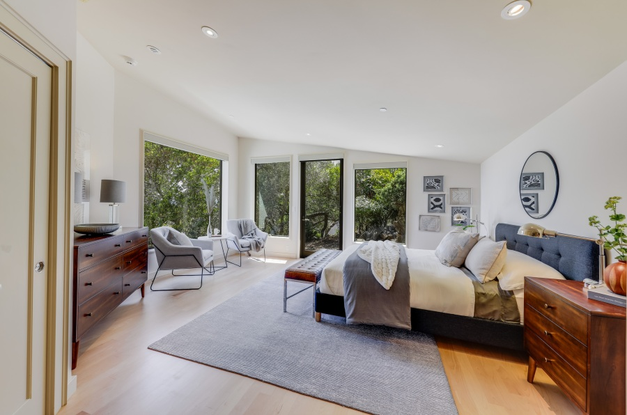 Carlos Santana Home For Sale - Bedroom