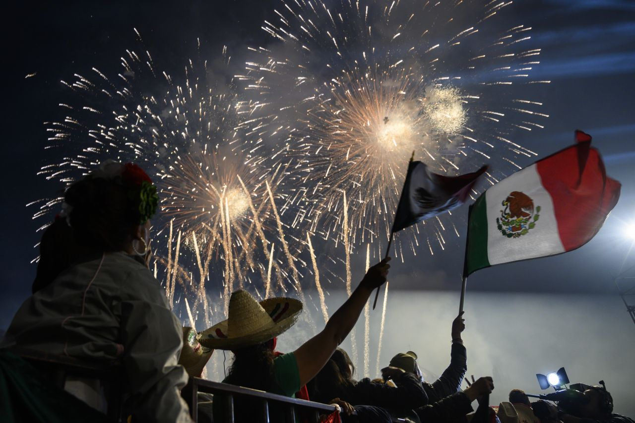 16 de septiembre: Everything you need to know about 'El Grito' in Mexico - KRON4