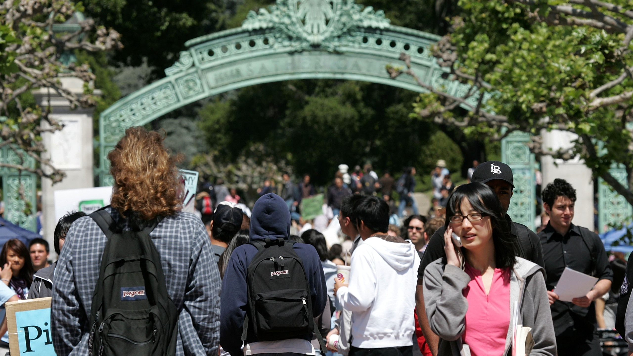 UC Berkeley ranks No. 1 in Forbes top colleges list
