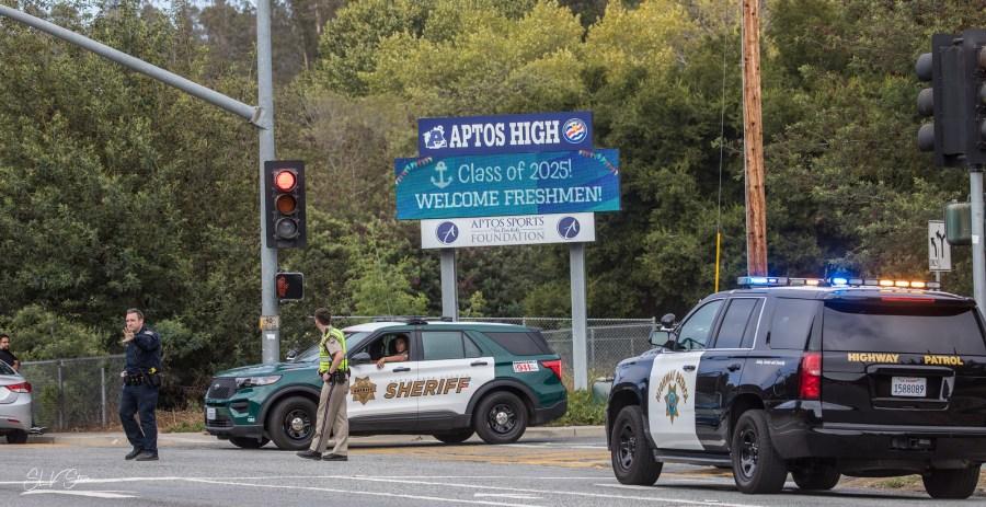 Aptos High School stabbing